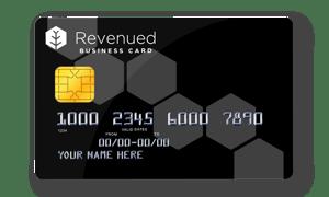 revenued card